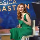 Jessica Chastain on Today show in New York - 454 x 673