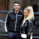 Molly Mae with Boyfriend Tommy Fury out in Manchester - 454 x 578