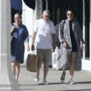 Jessie J out shopping in Hollywood - 454 x 423