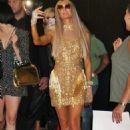 Paris Hilton – Launches her skincare line at Hakkasan Nightclub in Las Vegas