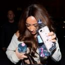 Shay Mitchell – Out in Warsaw