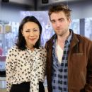 Robert Pattinson Makes a Stop By The Today Show