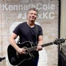 Jon Bon Jovi & Kenneth Cole Curated Acoustic Concert - Mercedes-Benz Fashion Week Fall 2015 on February 12, 2015