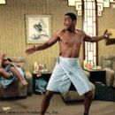 Chris Tucker fights in a towel in New Line Cinema's Rush Hour 2 - 2001 - 400 x 261