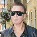 Martin Kemp Arrives at His London Hotel - 422 x 594