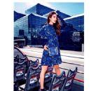 Lily Aldridge Cosmopolitan Usa Magazine October 2014