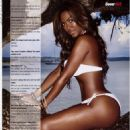 Kenya Moore - Smooth Magazine #47 - 454 x 617