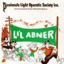 Lil Abner 1956 Musical Johnny Mercer,Gene De Paul