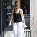 Minka Kelly- June 28, 2016-  Runs Errands in West Hollywood - 452 x 600
