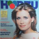 Anja Kling - Hörzu Magazine Cover [Germany] (17 July 1999)