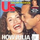 Benjamin Bratt and Julia Roberts