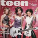 Rachael Leigh Cook, Rosario Dawson, Tara Reid - Teen Tribute Magazine Cover [United States] (March 2001)