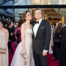 Colin Firth and Livia Guiggioli