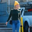 Julianne Hough – Out to run errands in Studio City