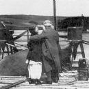 Alexander Graham Bell and Mabel Gardiner Hubbard - 433 x 417