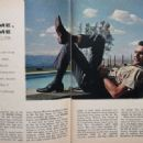 Dennis Weaver - TV Guide Magazine Pictorial [United States] (20 July 1963)