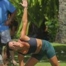 Lea Michele – Same Time Next Christmas set in Hawaii