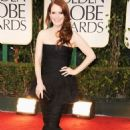 Julianne Moore's Night at the 2012 Golden Globes