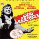 HANS ANDERSEN  Original London Cast Starring Tommy Steele and Sally Ann Howes and Anthony Valentine - 454 x 449