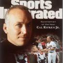Cal Ripken - Sports Illustrated Magazine Cover [United States] (18 December 1995)