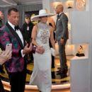 Jennifer Lopez and Alex Rodríguez : 61st Annual Grammy Awards - 400 x 600