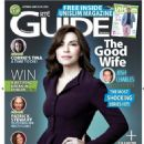 Julianna Margulies - RTE Guide Magazine Cover [Ireland] (24 May 2014)