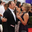 Kevin Spacey and Ashleigh Banfield