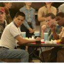 (l-r) Garrett Hedlund as Billingsley, Jay Hernandez as Chavez, Lucas Black as Winchell, and Lee Jackson as Ivory.