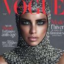 Adriana Lima Vogue Paris November 2014