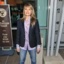 Mädchen Amick – Opening night of the 'Humans' in LA