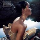 Joan Smalls - Vogue Magazine Pictorial [Italy] (May 2014)