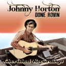 Johnny Horton - Done Rovin