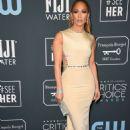 Jennifer Lopez – 2020 Critics Choice Awards in Santa Monica