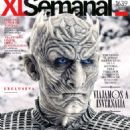 Game of Thrones - Xl Semanal Magazine Cover [Spain] (24 March 2019)