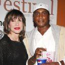 Ahmad Rashad and Sale Johnson