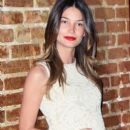 Lily Aldridge Debuts Her Baby Belly