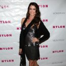 Shannon Elizabeth - Nylon Magazine's TV Issue Launch Party At The SkyBar On August 24, 2009 In West Hollywood, California