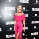 Rosie Huntington-Whiteley - 'Mechanic: Resurrection' Premiere in Los Angeles - 454 x 643