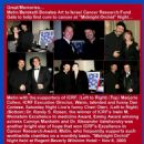 Great Memories... Metin Bereketli Donates Art to Israel Cancer Research Fund Gala to help find cure to cancer at