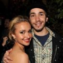 Hayden Panettiere and Justin Long