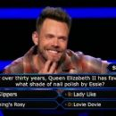 Who Wants to Be a Millionaire - Joel McHale
