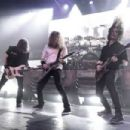 Megadeth shredded Terminal 5 in New York City on March 16, 2016 with Children of Bodom, Suicidal Tendencies and Havok