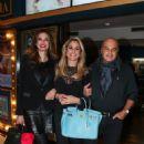 Luciana Gimenez, Marina Mantega and Marcelo de Carvalho - 454 x 681