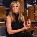 Jennifer Aniston Visits