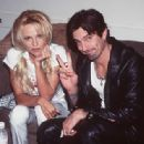 Tommy Lee and Pam