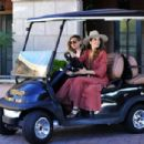 Nikki Reed at Fairmont Grand Del Mar in San Diego - 454 x 303