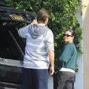 Kourtney Kardashian and Scott Disick – Out in Los Angeles