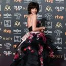 Paz Vega- Goya Cinema Awards 2019 - Red Carpet - 400 x 600