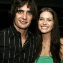 Kim Smith and Tyson Ritter - 320 x 612