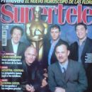 Ed Harris - Supertele Magazine Cover [Spain] (March 2001)